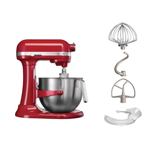 KITCHENAID HEAVY DUTY À BOL RELEVABLE DE 6,9L 5KSM7591 Rouge